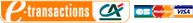 Paiement sécurisé par e-transactions CA
